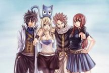 Fairy Tail / Mostly Levy and Gajeel :)