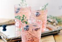 Menu / Food + Drink Inspiration for Wedding Menus
