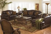 Living Rooms / We carry and can order furniture from multiple vendors.