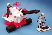 Vintage toys and stuff / by Paul Bishop
