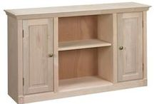 Unfinished Wood Furniture / Unfinished Wood Furniture available at http://www.derbyshires.com/