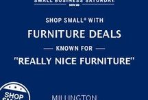 Small Business Saturday / Showing your love and support for small local businesses!