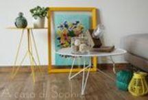 My Home / Interni e creazioni personali