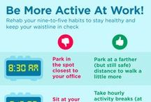 Worksite Wellness / Work it at work!