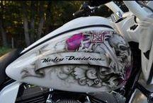Harley Davidson / by JLOaks