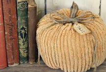 Decorative Pumpkins / by JLOaks