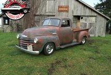 What the TRUCK!! / Custom, Classic and Street rod Trucks