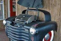 Cool Car & Truck BBQ's