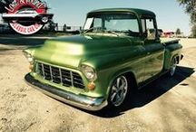Lost in the Fifties / Cars and trucks from the 1950's