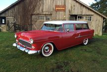 Your Wagoness / A collection of classic, custom and street wagons