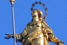 Santissima Vergine Maria - Madre di Dio / Immagini della Santa Vergine