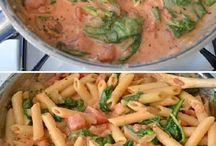 Pasta/Rice Dishes
