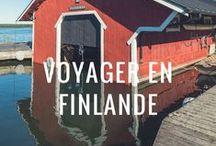 Finlande voyage / Voyager en Finlande : en été ou en hiver, nos coups de coeur nature, aventure, bienêtre et gastronomie... le tout à travers des paysages ressourçants. Conseils, informations pratiques et bonnes adresses.