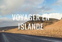 Islande voyage / Voyager en Islande : certainement l'un des plus bel endroit au monde ! Que voir, que faire, comment organiser son roadtrip, à quelle période voyager (été ou hiver)... C'est de tout cela qu'on parle ici !