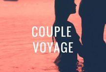 Couple voyage / Voyager en amoureux et partager le bonheur de découvrir le monde à deux ! Photos, récits, conseils, astuces et point de vue d'une psychologue sur le voyage en couple, pour que le rêve ne vire pas au cauchemar ! Voyager à 2, des souvenirs pour la vie !
