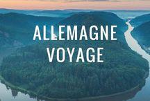 Allemagne voyage / Voyager en Allemagne, un pays d'Europe qui réserve de belles surprises : paysages à couper le souffle et bains de nature ressourçants, architecture, UNESCO et histoire...