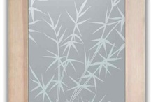 Frosted Glass Doors / Glass Doors, interior and entry doors, with custom designed etched and carved sandblasted designs by Sans Soucie Art Glass of Palm Desert, California.  Glass is packed in-house and ships worldwide at reasonable price!  Our online Door Designer allows you to customize your door wood type, size and glass design!  Hundreds of designs in a huge price range!