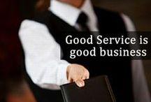 "SERVE / Your customer needs ""speak, smile, serve"""