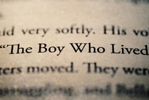 To Harry Potter, the boy who lived