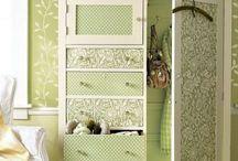 Decor ideas / Feathering your nest!