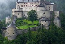 Castles of The World / Some of the world's greatest castles
