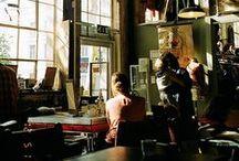 Café bar interiors