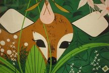 Art - Charley Harper / One of my favourites!