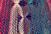 Craft - Embroidery & Weaving