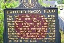 Hatfields and McCoys / by dave swenson