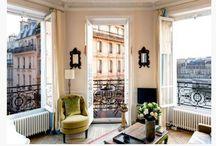 LadyM Presents & HEAL'S #healschallenge / Pinterest board as part of the Heals Dream Living Room blogger challenge  Paris apartment inspiration #healschallenge