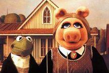 retrò muppets