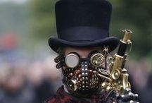 Steampunk and all