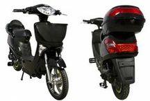 Αυτοκίνητο - Scooter - Ποδήλατο