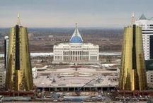 Kazakhstan / Travel plan for 2014