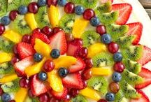 ¤ Fruits ¤ / My favourite Fruits