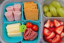 Lunches / Cool lunch ideas!