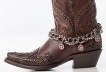 Boot Bling / Boot accessories made by Redneck Couture   www.redneckcouture.com