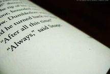 "always a potterhead / ""You're a wizard, Harry"""