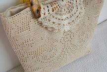 Crochet and knitting / Dekorácie, ručná práca