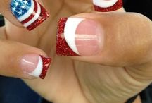 Country Hair and Nails