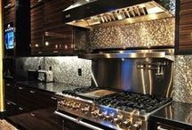 """Kitchen Spaces / Design Ideas for you next """"Home Kitchen Space"""""""