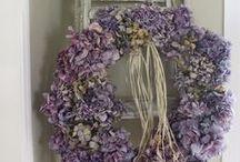 Venčeky / wreath / Bytové dekorácie, remeslá