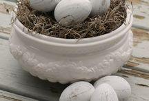Easter / Veľká noc / Dekorácie, remeslá, ručná práca