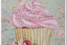 Cupcakes / Cute and yummy delights