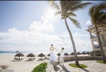 GRAND PARK ROYAL CANCUN CARIBE   - Photo Session   カンクン カリベ パーク ロイヤル グランド / Weddings photo sesión  with  cute Japanese newlywed  in  Cancún Mexico. Location: Cancun Caribe Park Royal Grand Photographer : AkiDemi  カンクン ウエディングビーチセッション 撮影場所:カンクン カリベ パーク ロイヤル グランド フォトグラファー:AkiDemi