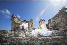 WESTIN LAGUNAMAR - Photo Session ウェスティン ラグーナマル / Weddings photo sesión  with  cute Japanese newlywed  in  Cancún Mexico. Location: Westin Lagunamar Photographer : AkiDemi  カンクン ウエディングビーチセッション 撮影場所:ウェスティン ラグーナマル フォトグラファー:AkiDemi