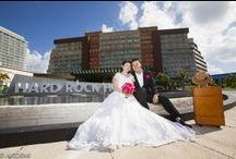 HARD ROCK cancun_Photos Session / Weddings photo sesión  with  cute Japanese newlywed  in  Cancún Mexico. Location: Hard Rock Hotel Cancun Photographer : AkiDemi  カンクン ウエディングビーチセッション 撮影場所:ハードロックホテル  カンクン フォトグラファー:AkiDemi