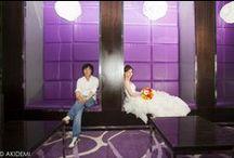 RIU PENINSULA_Photo Session / Weddings photo sesión  with  cute newlywed  in  Cancún Mexico. Location: Riu Peninsula   カンクン ウエディング ビーチ フォト セッション 撮影場所:リウ ペニンスラ カンクン  フォトグラファー:AkiDemi