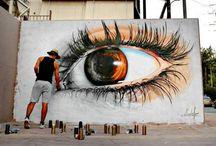 Street art / Art / Umenie