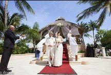 FIESTA AMERICANA CORAL BEACH - Wedding  フィエスタアメリカーナコーラルビーチ_ウエディング / Weddings photo sesión  with  cute Japanese newlywed  in  Cancún Mexico. Location: Fiesta Americana Coral Beach Photographer : AkiDemi  カンクン ウエディングビーチセッション 撮影場所:フィエスタ アメリカーナ コーラルビーチ フォトグラファー:AkiDemi